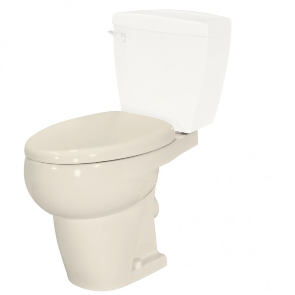 Elongated Toilet Bowl - Bisque