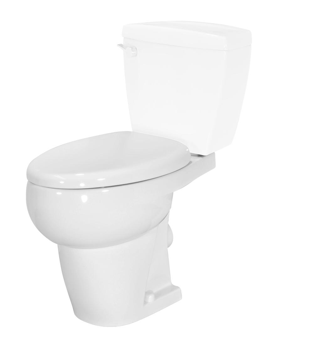 Toilet Bowl - White - Bathroom Anywhere