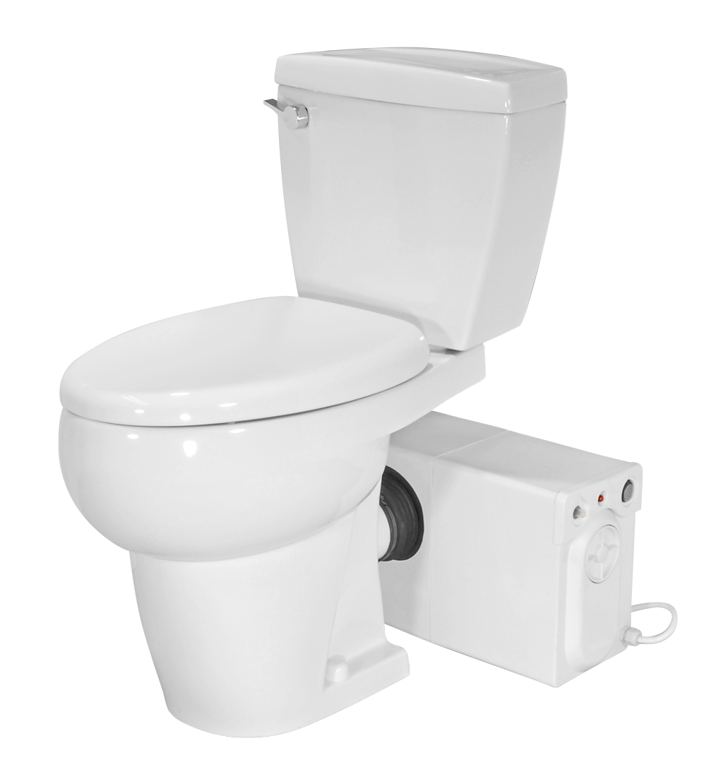 Toilet Bowl White Bone 38720 Bathroom Anywhere System