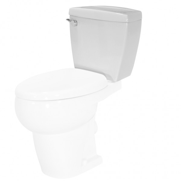 Toilet Tank White Bathroom Anywhere