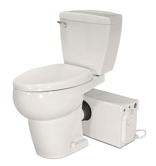 Bathroom Anywhere System - White